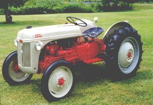Ford 8 N
