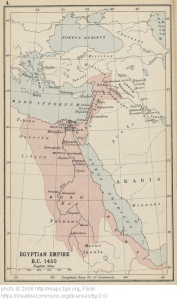 Ancient Middle East Map