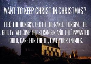 xmasfeed the hungry
