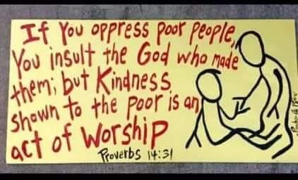 Proverbs 14.31